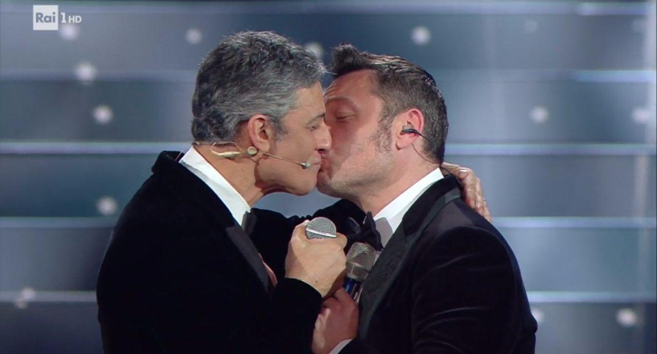 Baci più scandalosi della televisione italiana