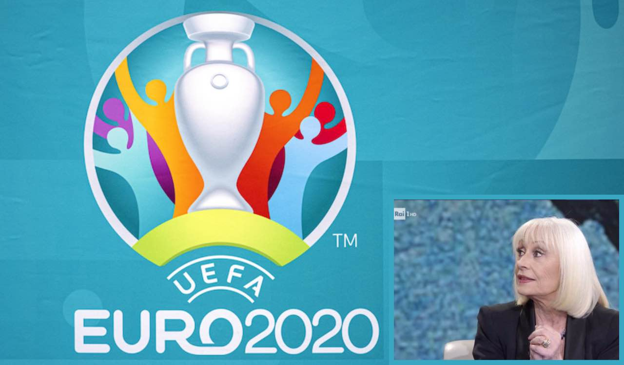 Raffaella Carrà Euro 2020