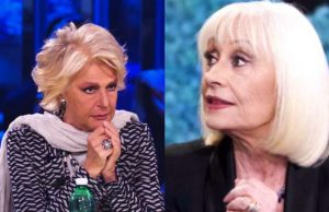 Raffaella Carrà Loretta Goggi