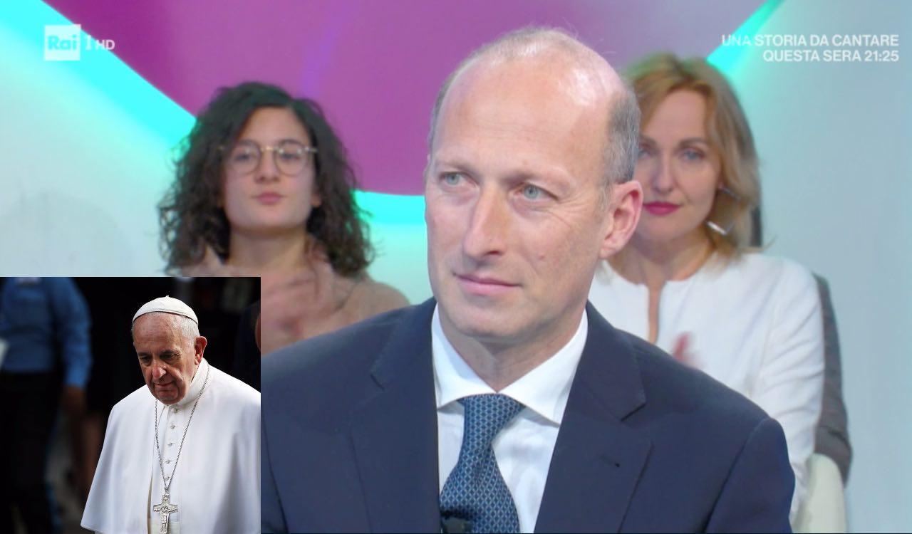 Sergio Alfieri operazione Papa Francesco