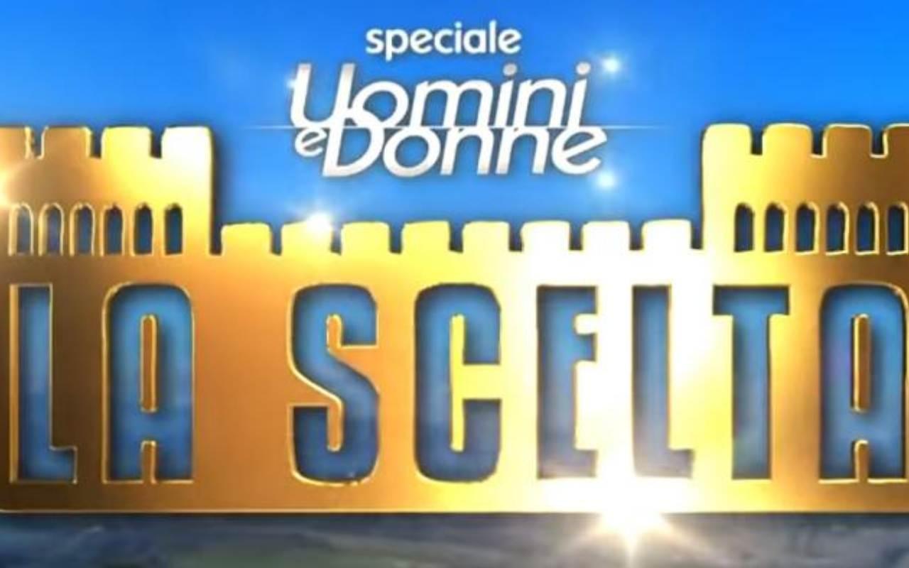Uomini e Donne-La Scelta