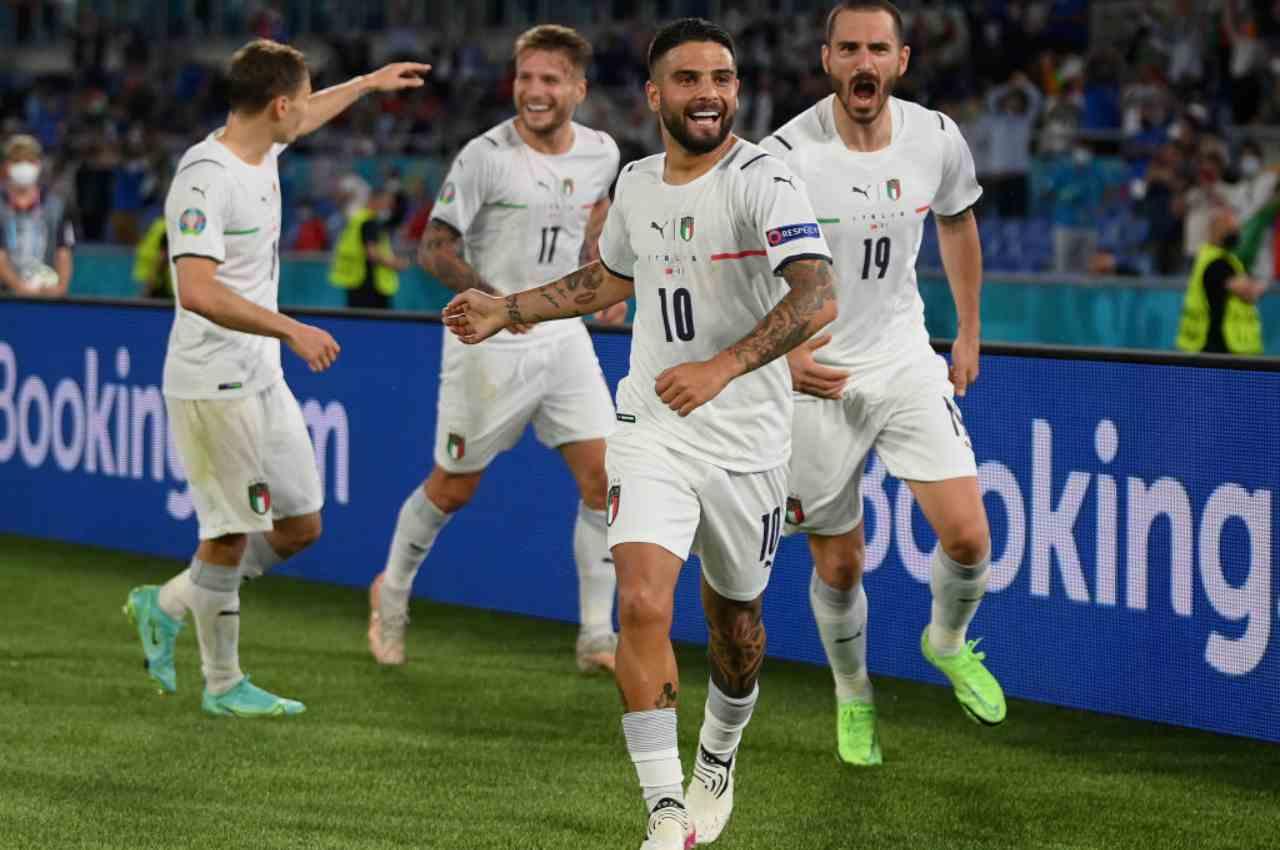 italia nazionale euro 2020