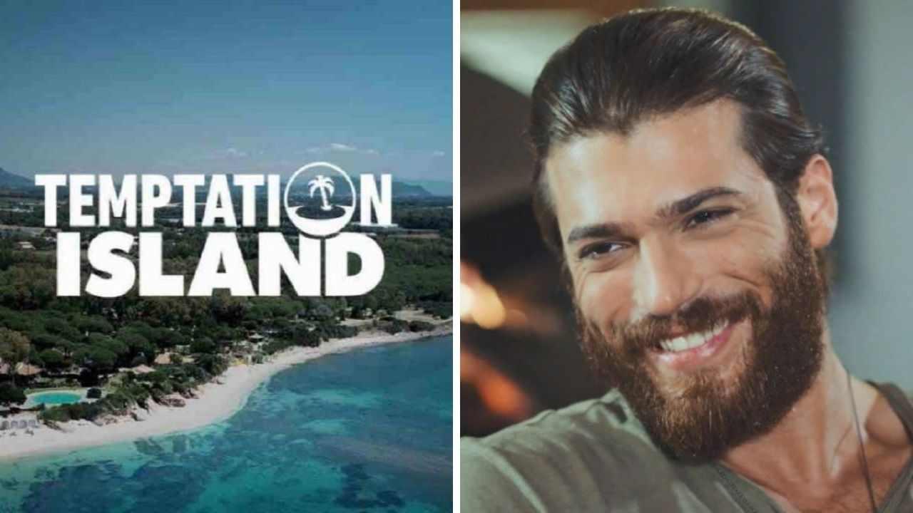 temptation island can yaman
