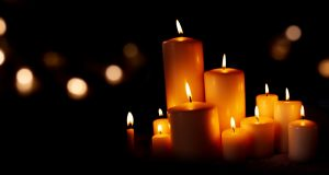 Sharon Stone lutto