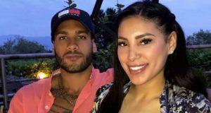 Nicole Daza e Marcell Jacob