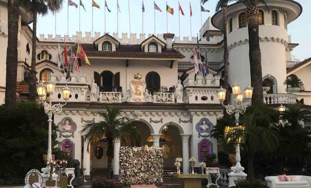 castello delle cerimonie prezzi