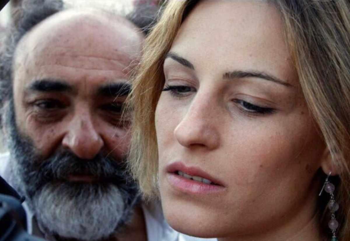 Alessandro Haber moglie