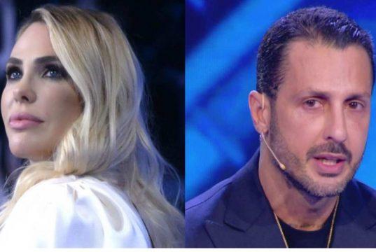Ilary Blasi e Fabrizio Corona, la faida continua: una frecciata velenosa