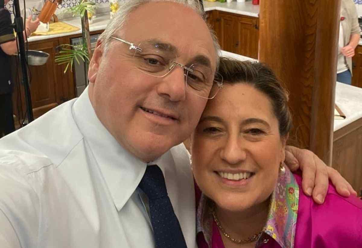 Donna Imma e marito