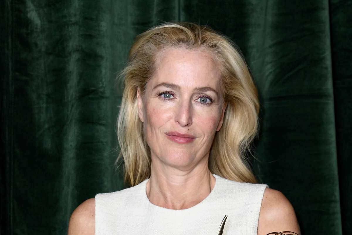 Gillian Anderson (GettyImages)