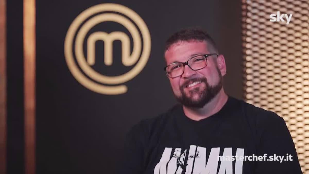 Masterchef Dario Baruffa