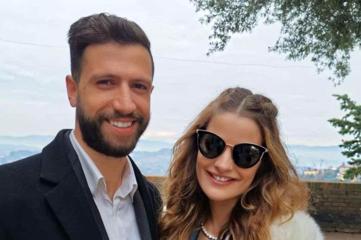 Pietro Iemmello marito Giulia Elettra Gorietti