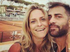 Simone Montedoro e Laura Carnevale