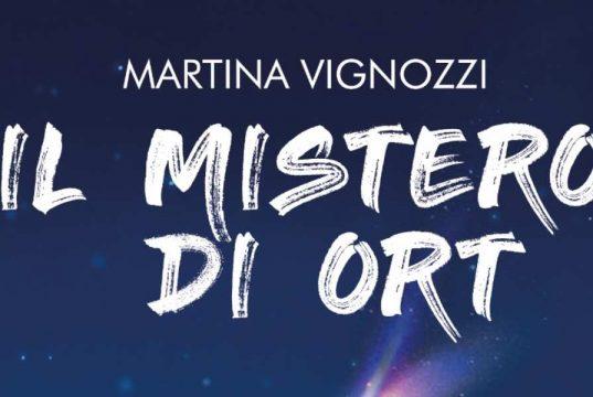 """Il mistero di Ort, ESCLUSIVA: Martina Vignozzi """"Il mio libro un film?"""""""