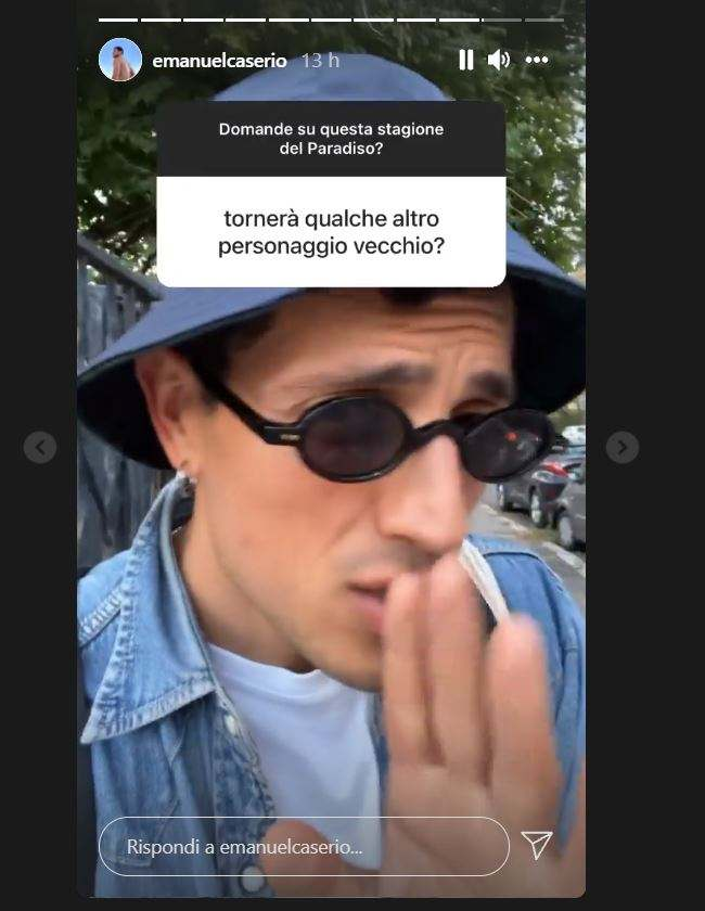 emanuel caserio instagram