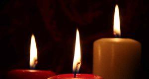 lutto candele cinema