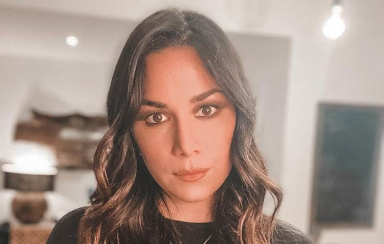 Paola Perego figlia