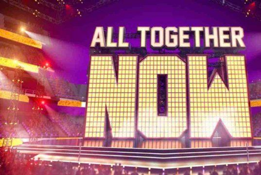 Dove registrano All Together Now? Lo studio televisivo è a Roma