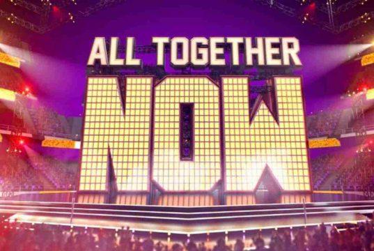 All Together Now, nuova edizione: ecco chi conduce il programma