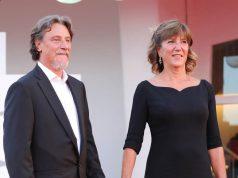 Francesca Antonini moglie Giorgio Tirabassi