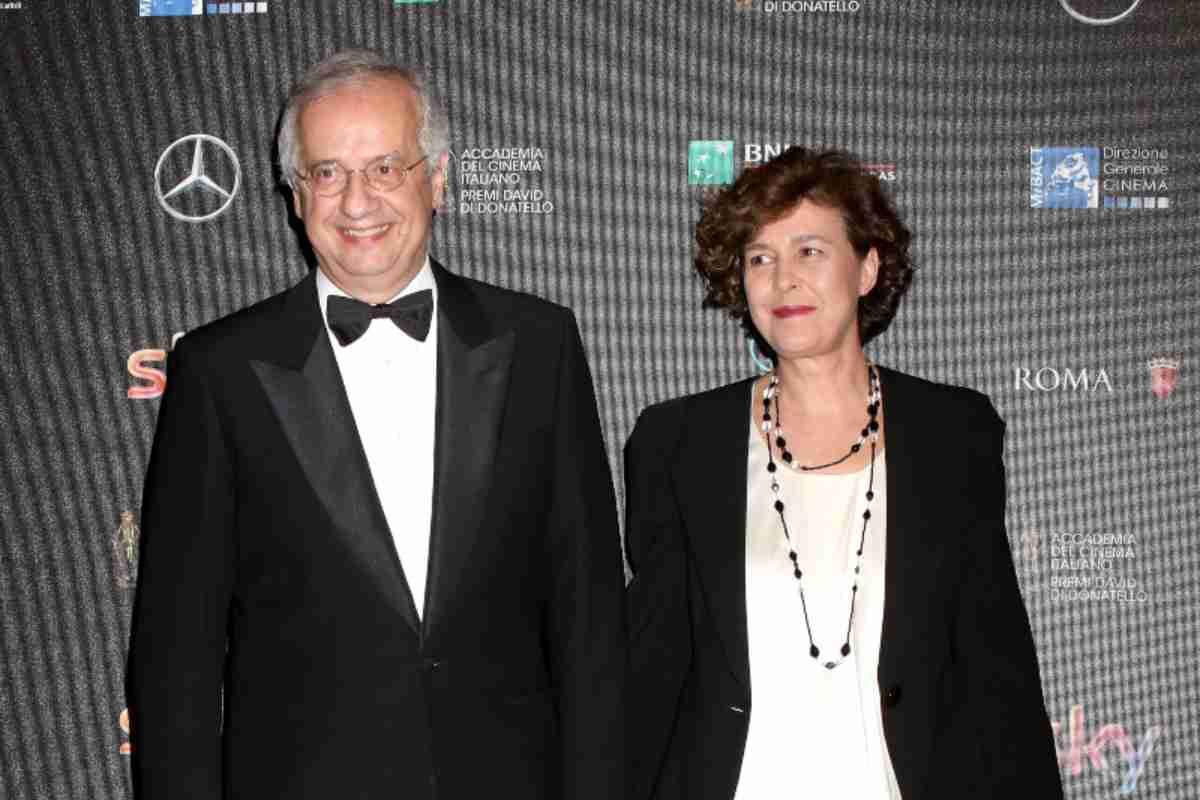 Flavia Prisco moglie Walter Veltroni
