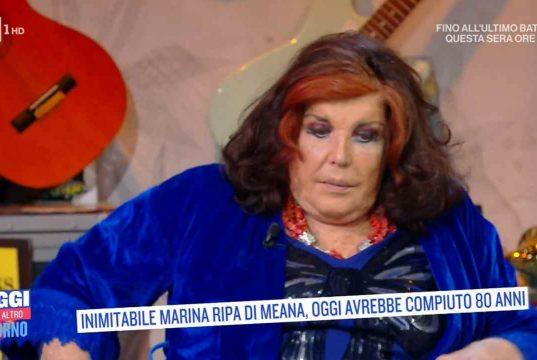 Patrizia De Blanck incidente, come sta? Paura per la contessa